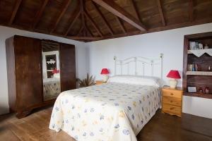 Bedroom of La Casita