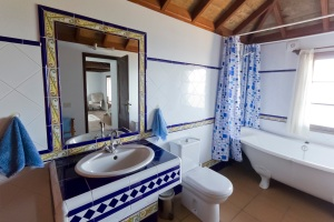 Bathroom of La Casita