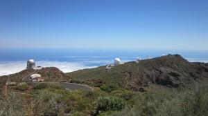 Observatories La Palma